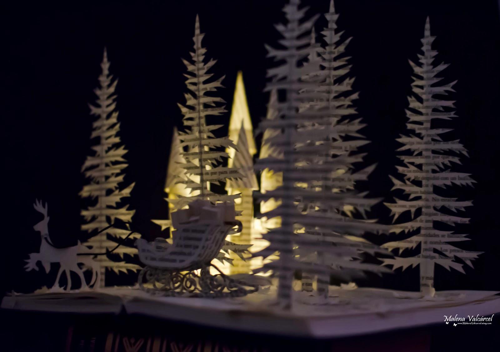 christmas-paper-model