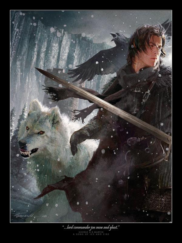 Jon+Snow+%2526+Ghost+04