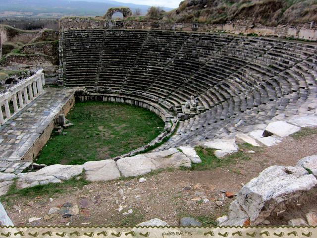 Afrodisias Teatro