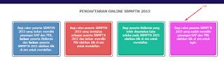CARA MENDAFTAR ONLINE SBMPTN 2015-4