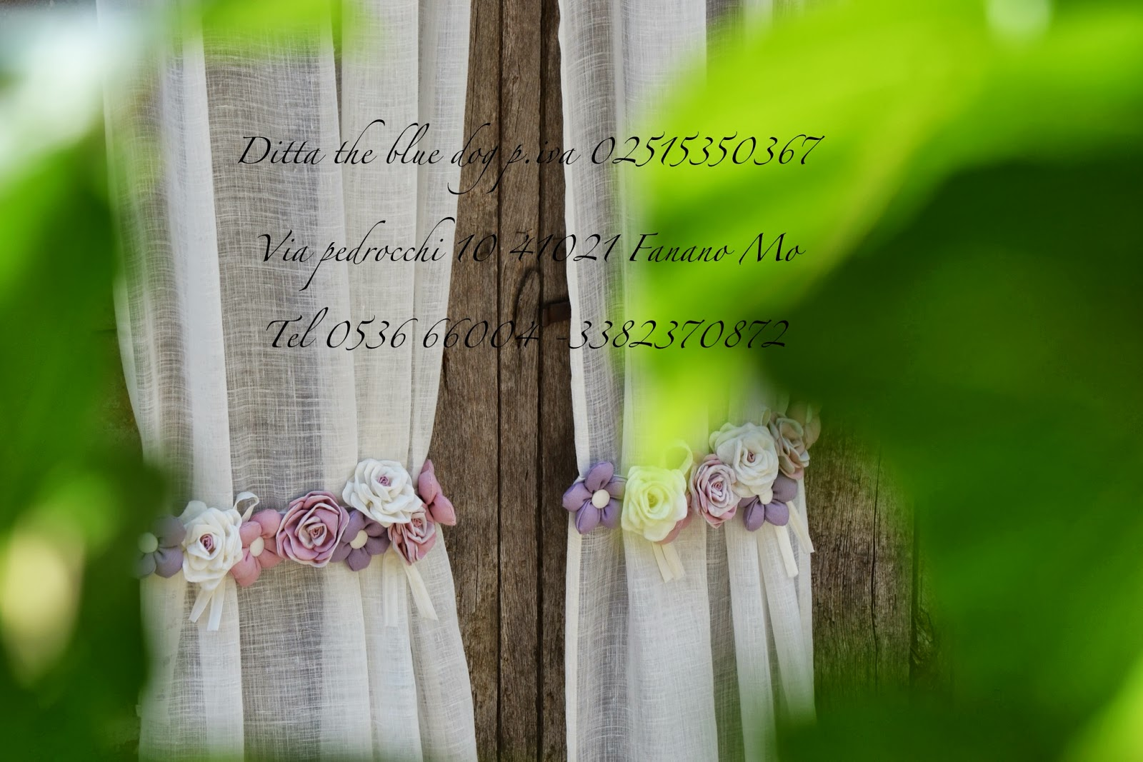 Tende Fai Da Te Shabby : Tende shabby chic fai da te. great tende country shabby tende