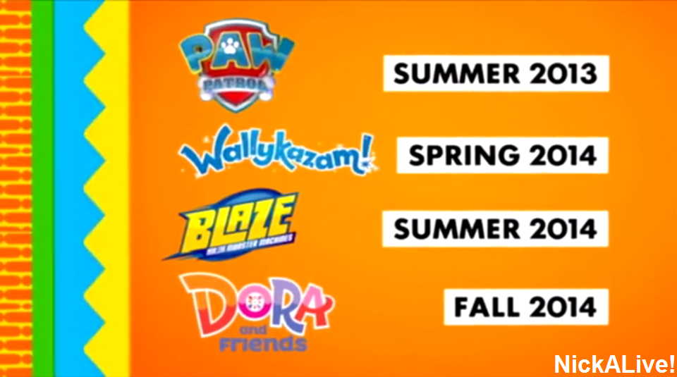 Nickalive Nickelodeon Usa Announces When They May