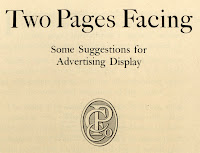 Two Pages Facing (1916)