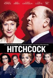 """Poster do filme """"Hitchcock"""""""
