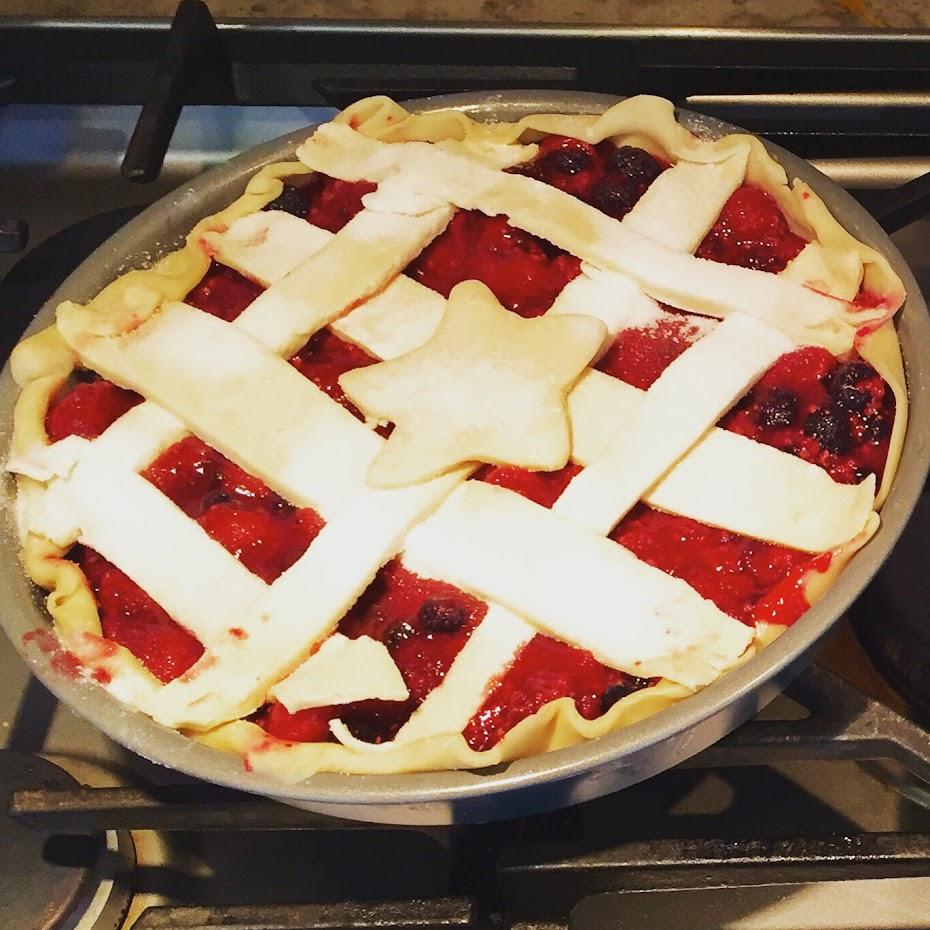 Berrie Pie