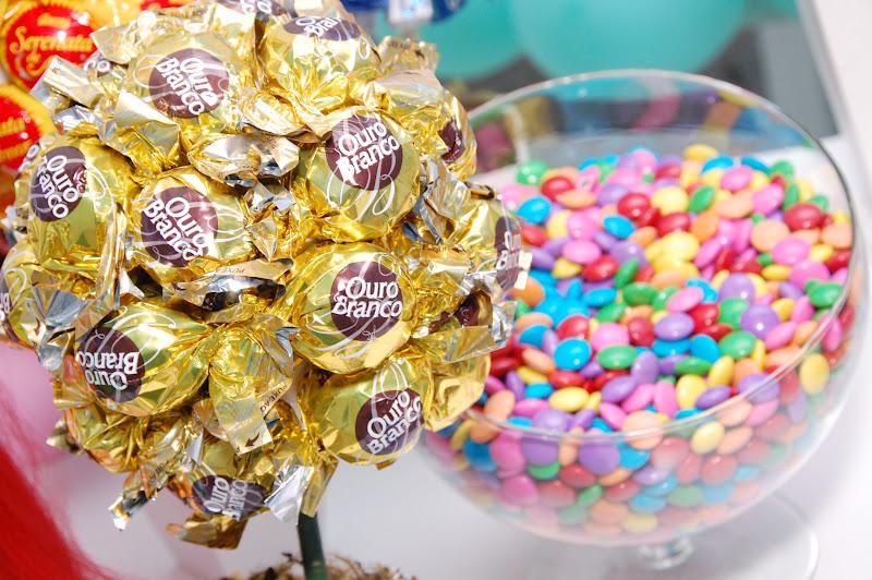 sonho m u00e1gico festas  topiaria de marshmallow