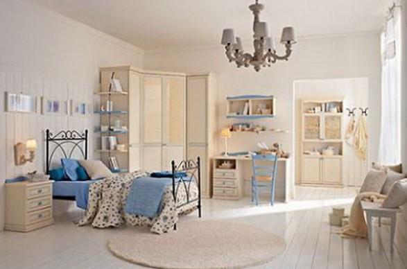 The infantil decora dormitorios cl sicos para ni os for Dormitorio nino 6 anos