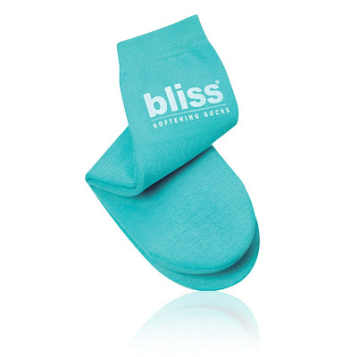 Bliss, Bliss Softening Socks, pedicure, at-home pedicure, feet, best beauty products