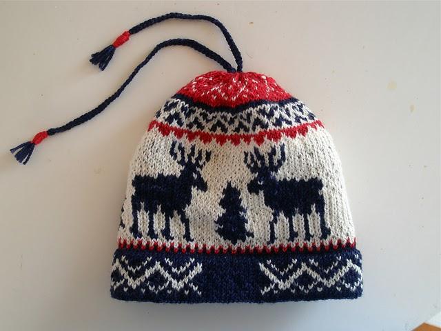 Knitting Olympics Ravelry : Knitting with karma winter olympic hat pattern