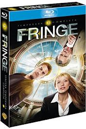 """""""FRINGE"""" Tercera temporada, 2010, Warner Bros.)"""