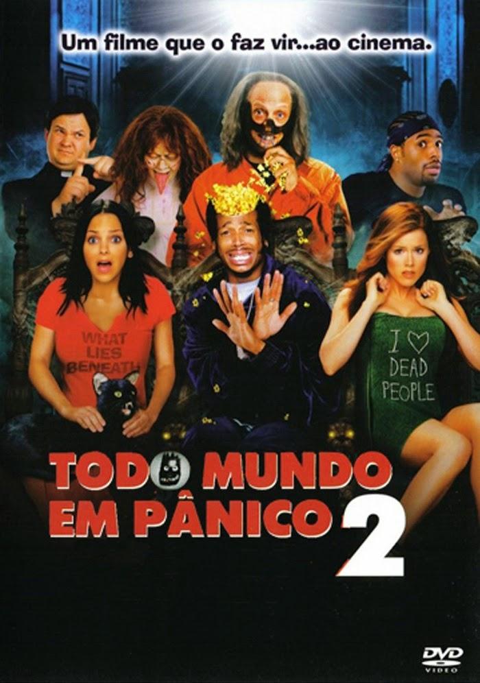 Todo Mundo em Pânico 2 – Dublado (2001)