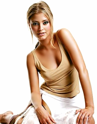 hot Holly valance
