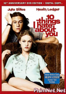 10 Điều Em Ghét Anh Full Hd | 10 Things I Hate About You Full Hd