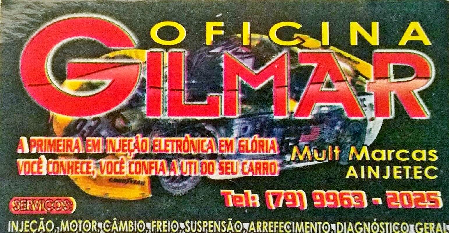 OFICINA GILMAR - GLÓRIA