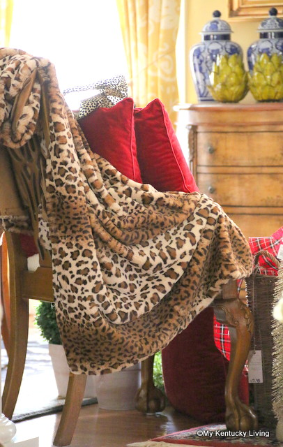 Loving Leopard