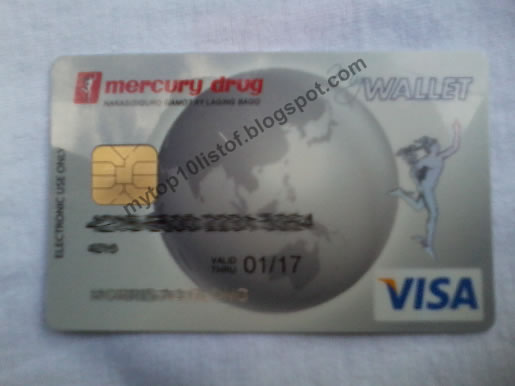 How To Verify Paypal Using RCBC Mercury Drug Mywallet Visa Card