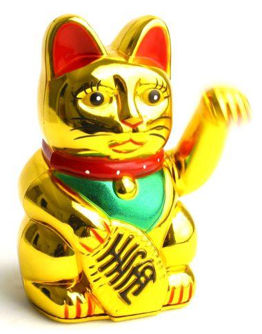Khatucai la verdad sobre los gatos chinos de la suerte - Cosas de la buena suerte ...