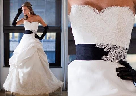 Bizzy Bride: Wedding Dress Wednesday - Judd Waddell