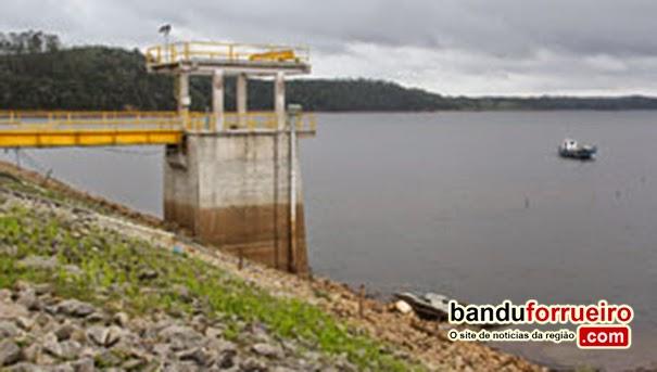 Sabesp quer captar água da Ponte Nova para elevar o Spat