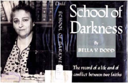 Bella dodd school of darkness
