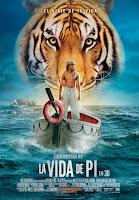 Película 'La vida de Pi', del director Ang Lee, con Tobey Maguire y Gerard Depardieu. Making Of. Cine