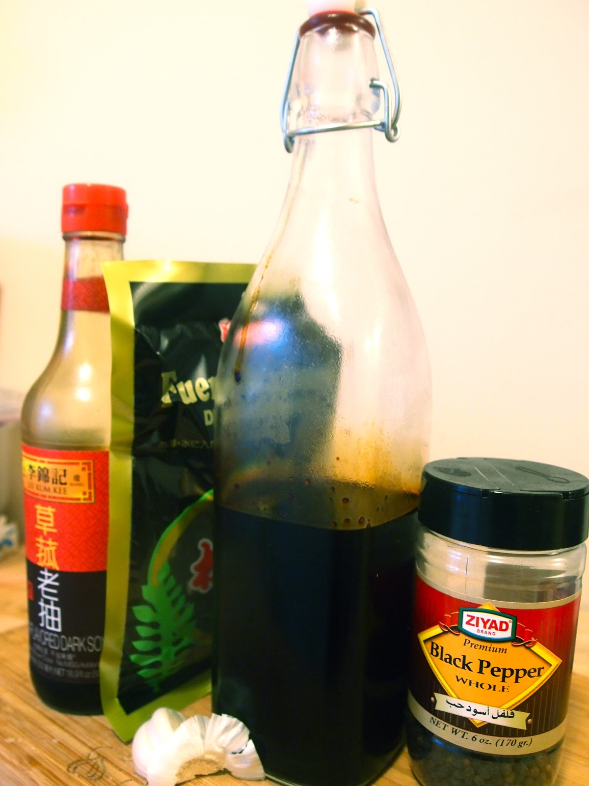 Luntiang lunes vegan patis fish sauce michelle 39 s tiny for Vegetarian fish sauce