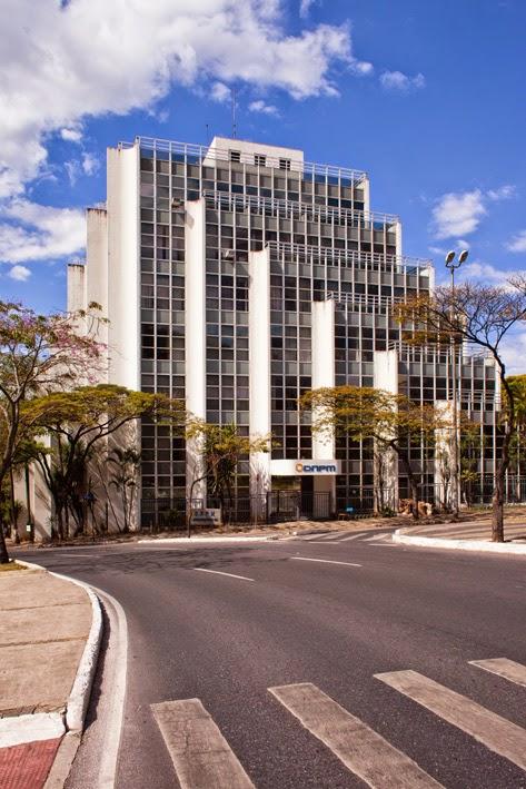DNPM - DEPARTAMENTO NACIONAL DE PRODUÇÃO MINERAL