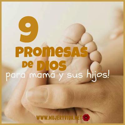 Promesa, Dios, Mujer, Mamá, Hijos, Amor, Madre