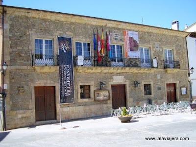 Ayuntamiento Teatro Villafranca Bierzo, Leon