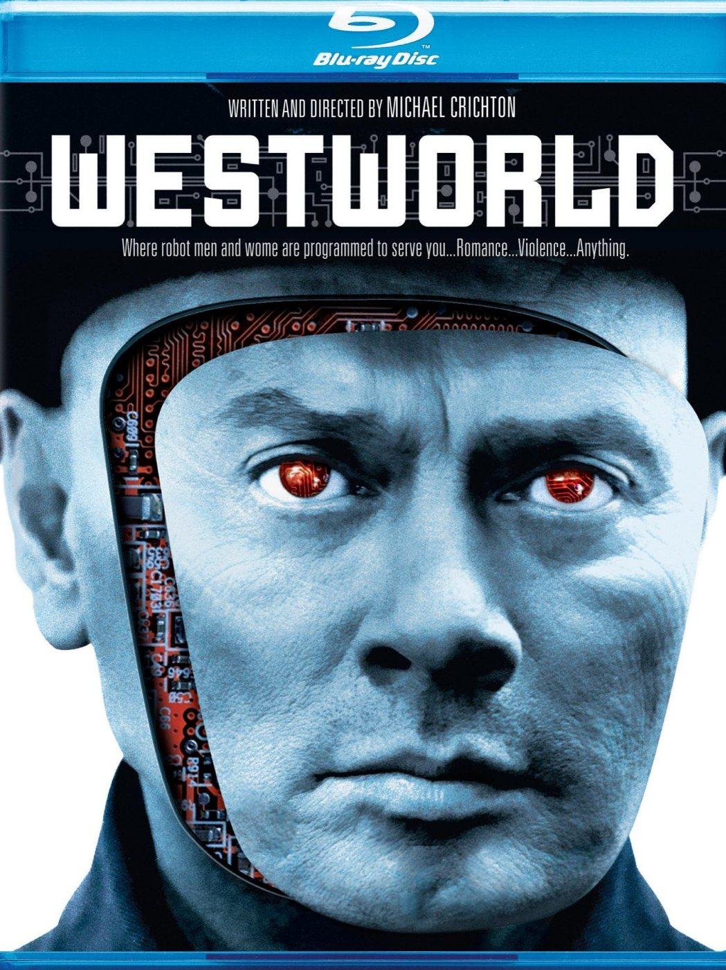 westworld blu ray mgm 1973 warner home video