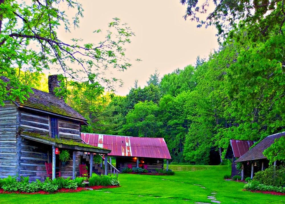 Mast Farm Inn by Leigh Powell Hines @Hinessightblog