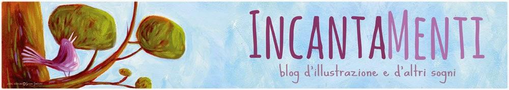 Il mio blog d'illustrazione