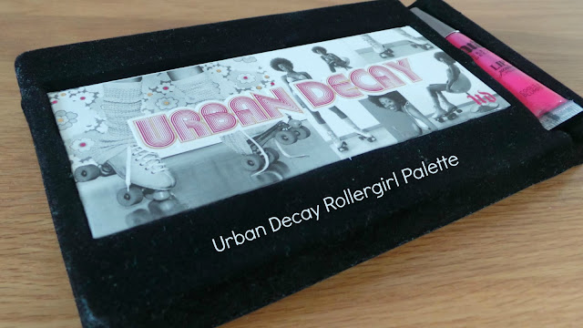 Image of Urban Decay Rollergirl Palette