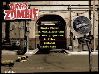 Free download PC Game Day of the Zombie Full Version