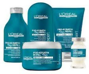 LOréal Professionnel Pro Keratin shampoo profissional