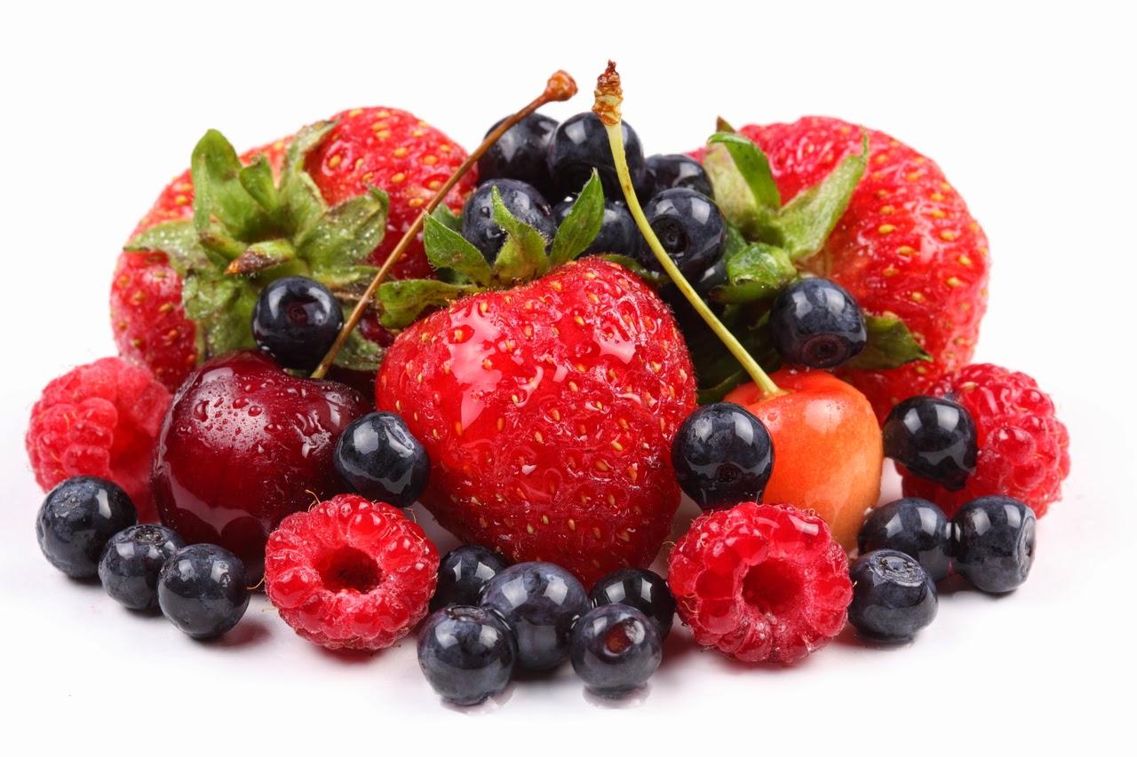Manfaat & Khasiat Buah Berry Untuk Kesehatan dan Kecantikan