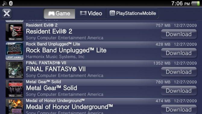 + De 10 Jogos PlayStation Vita
