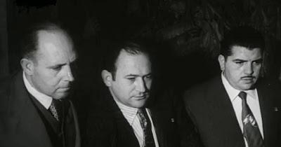 Ángel Ribera, Joan Torquet y Enric Vallès