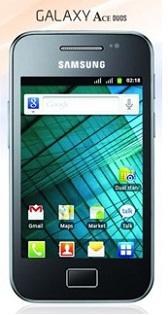 Samsung Galaxy Ace Duos Dual SIM Mobile