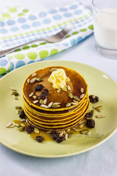南瓜班戟 Pumpkin Pancakes03