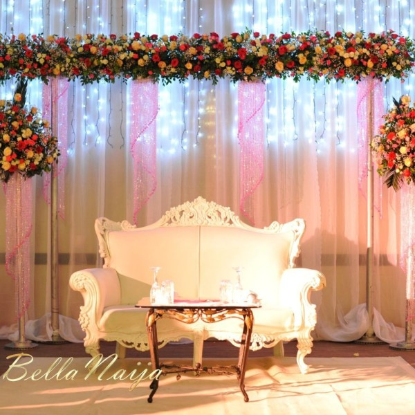 Bella Naija Weddings Decorations