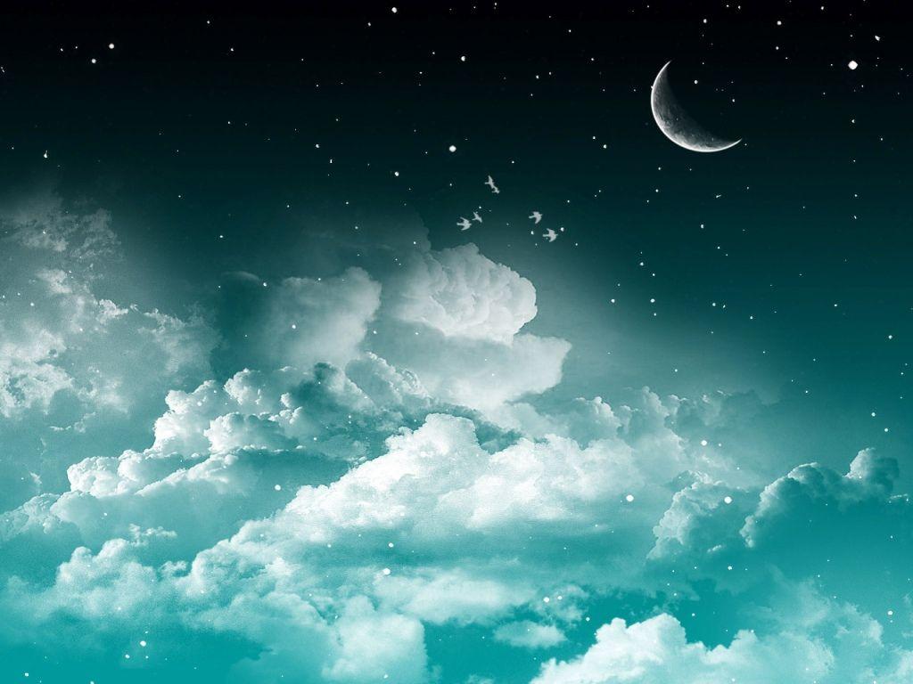 3d nature wallpaper moon - photo #12