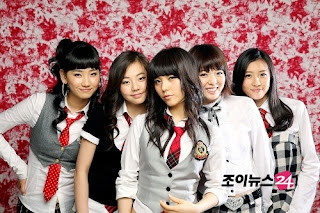 Foto Wonder Girls Hot Photo