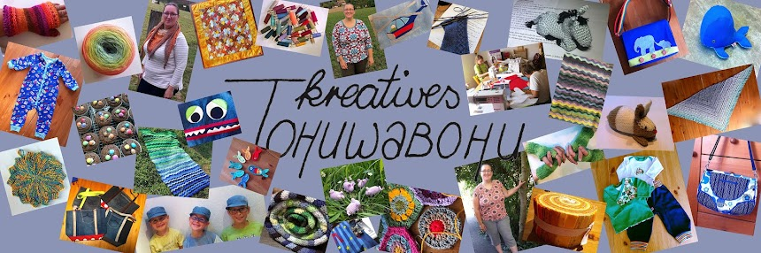 Kreatives Tohuwabohu