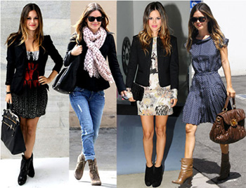 How to Wear Short Boots?