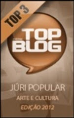 Top Blog 2012 - 3º Colocado