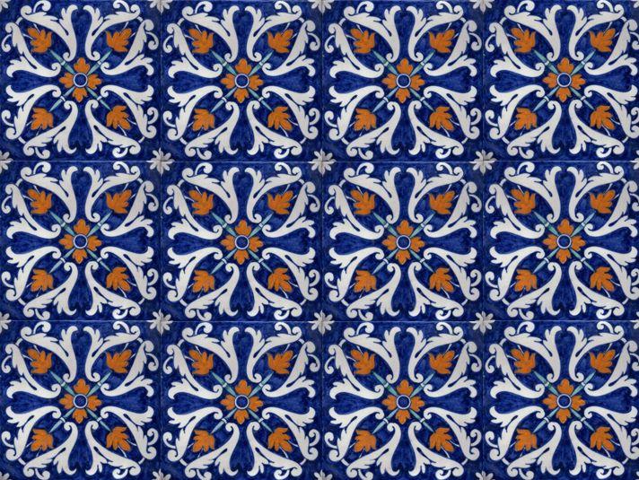 Le ceramiche siciliane fourfancy magazine - Piastrelle siciliane antiche ...