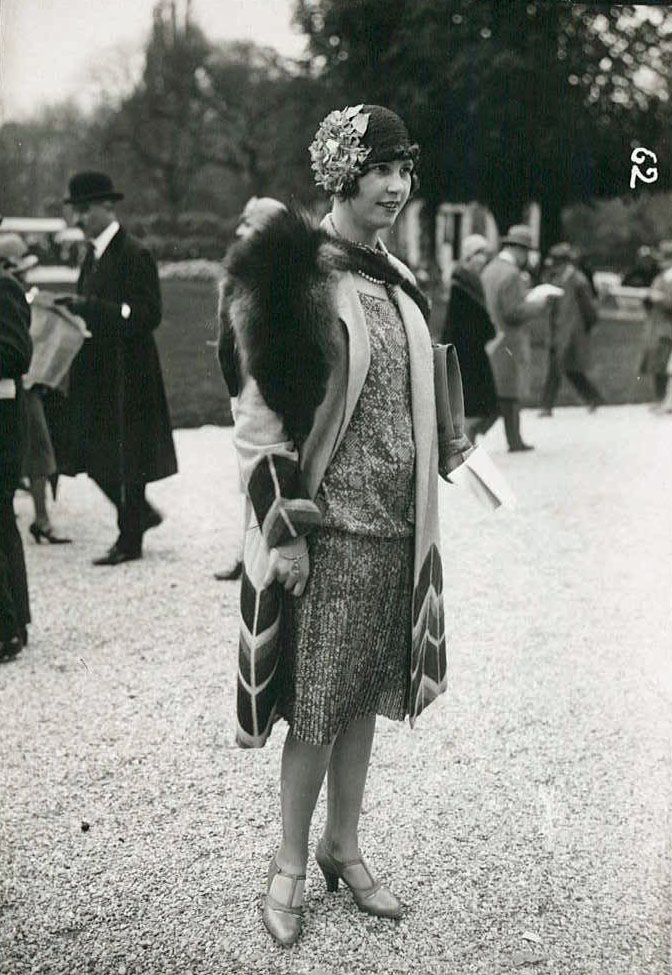 1920s French Fashion ~ vintage everyday