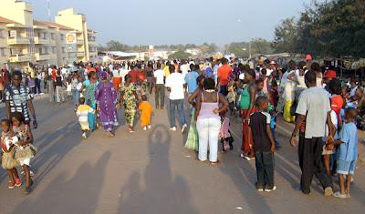 Bissau: ANO NOVO COM GOLPE EM PANO DE FUNDO