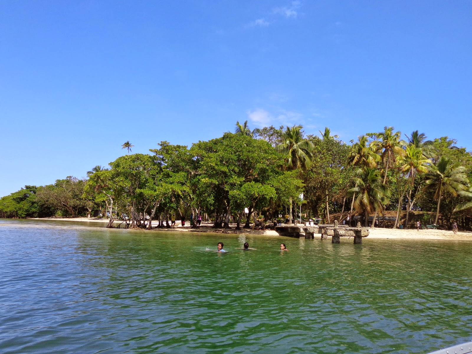 Uncover Fiji: Mosquito Island